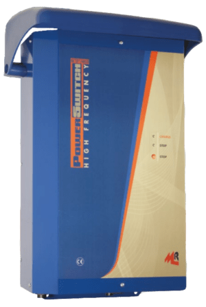 Forklift Battery Charger - 24v 12amp Single Phase High Frequency (Mori)