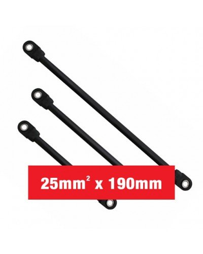 Bolted Connector 25mm - Length 190mm