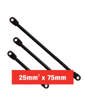 Bolted Connector 25mm - Length 075mm