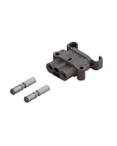 RAVIOLI DIN 80 AMP SOCKET (FEMALE) WITH 25MM CONTACTS AND REDUCERS TO 16MM