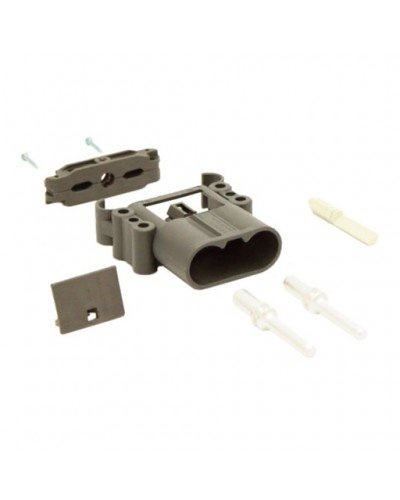 REMA DIN 160 AMP PLUG (MALE) WITH MAIN CONTACTS
