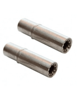 Schaltbau LV160 50mm Socket Pin Contacts (2 Pieces)