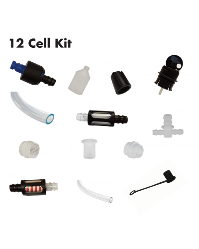 BFS Battery Watering Kit - 12 Cell - 2224 Float