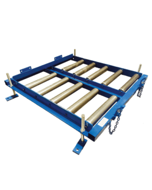 Double Position Roller Bed (To Accept 400mm Wide x 920mm Long Batteries)