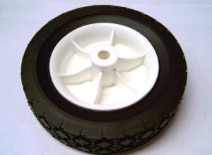 Philadelphia Scientific: HydroFill Wheel And Tyre 6 Diameter