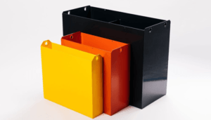 Traction Battery Tray: 48v 6PZS660 A (827 x 735 x 627)